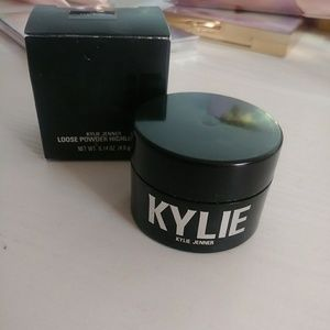 Nwb kylie cosmetics loose highlighter in santorini